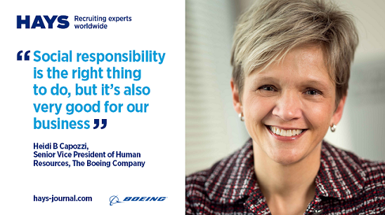 HR strategie Boeing - Hays.nl