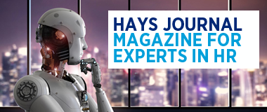 Hays Journal: a magazine for experts in HR - Hays.nl