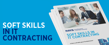 Lees ons rapport: Soft Skills in IT Contracting - Hays.nl