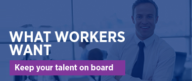Recruitment agency | What Workers Want - Hays.nl