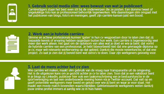 carrièretips finance professional - Hays.nl